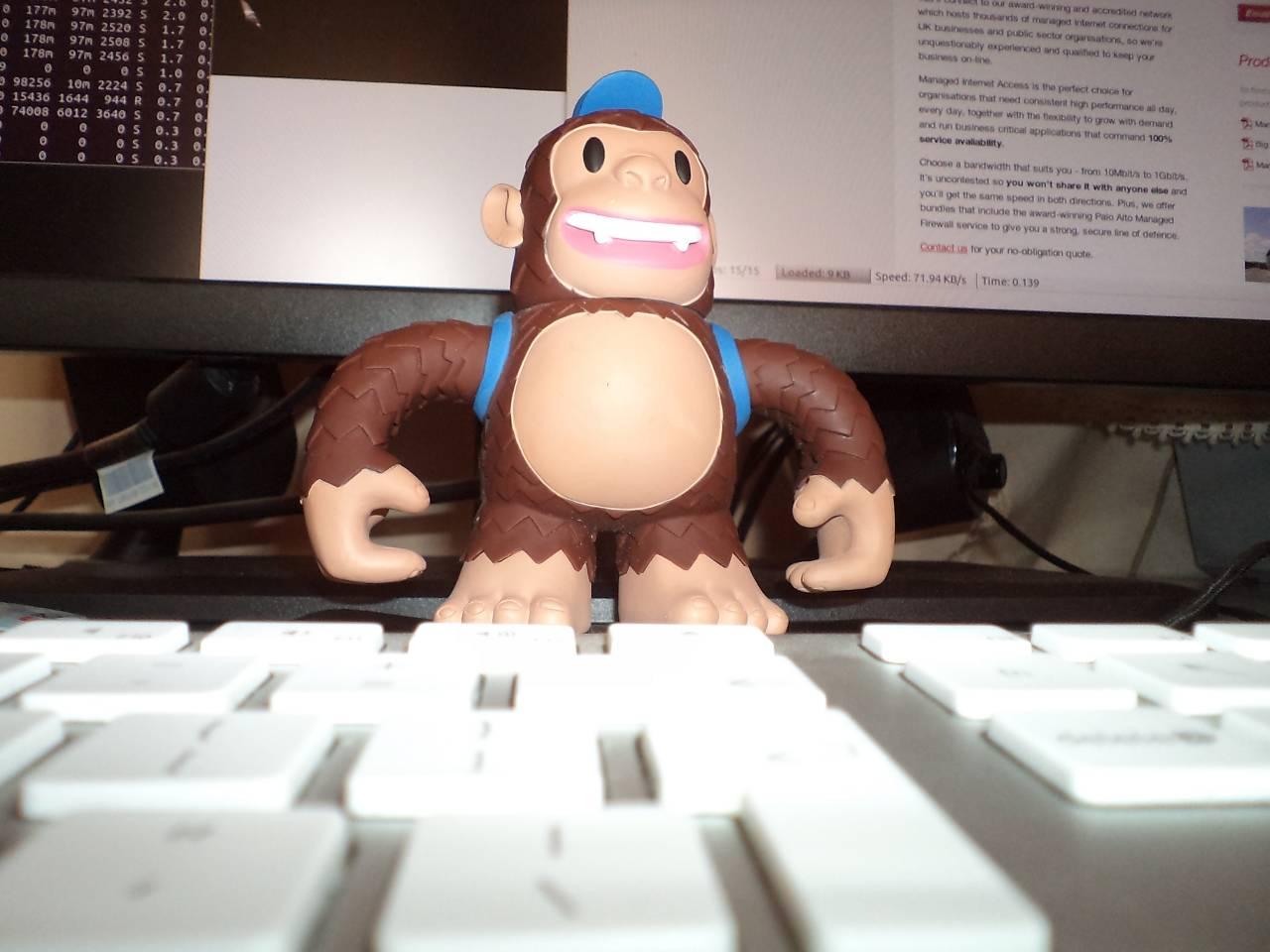 Mailchimp mascot