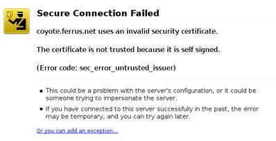 SSL certificate online